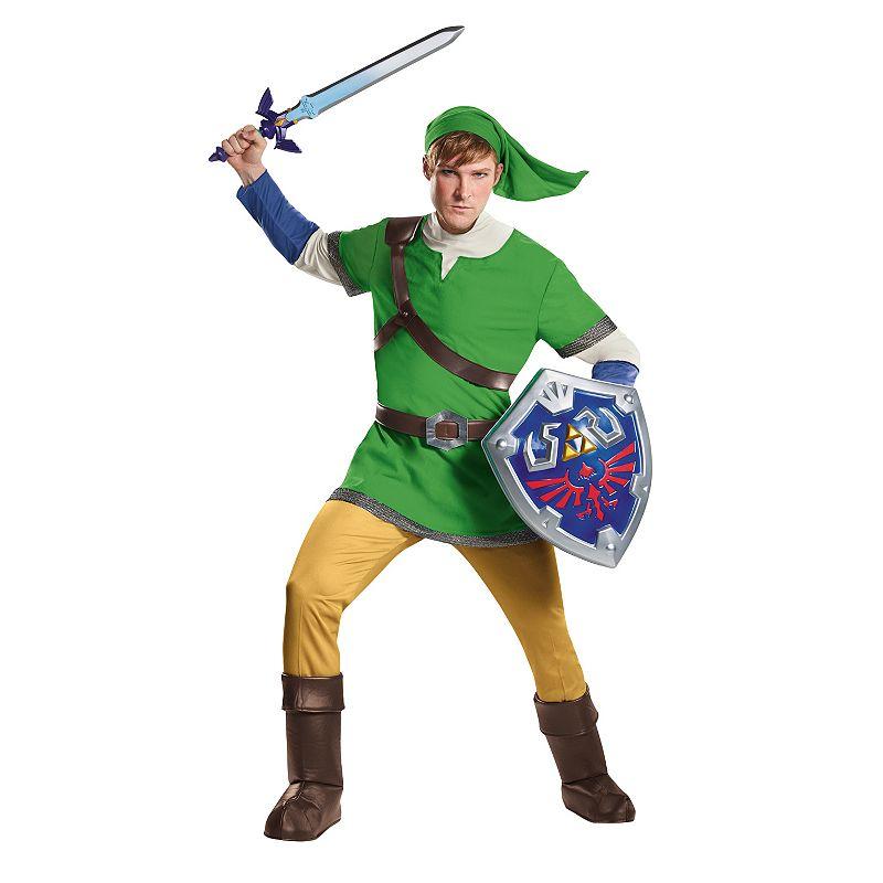 The Legend of Zelda Link Deluxe Costume - Adult