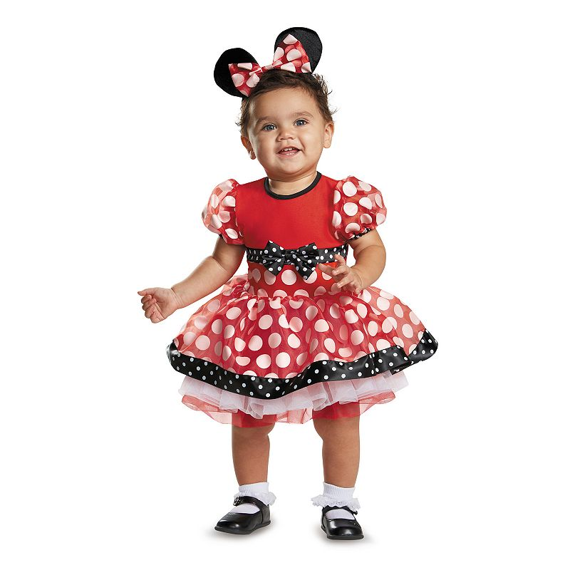Disney's Minnie Mouse Costume - Baby
