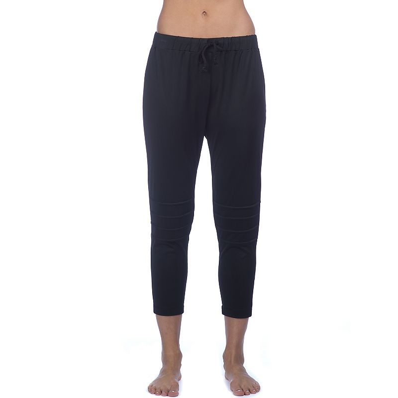 Women's PL Movement by Pink Lotus Pintuck Yoga Capris