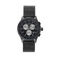 Akribos XXIV Men's Omni Stainless Steel Chronograph Watch