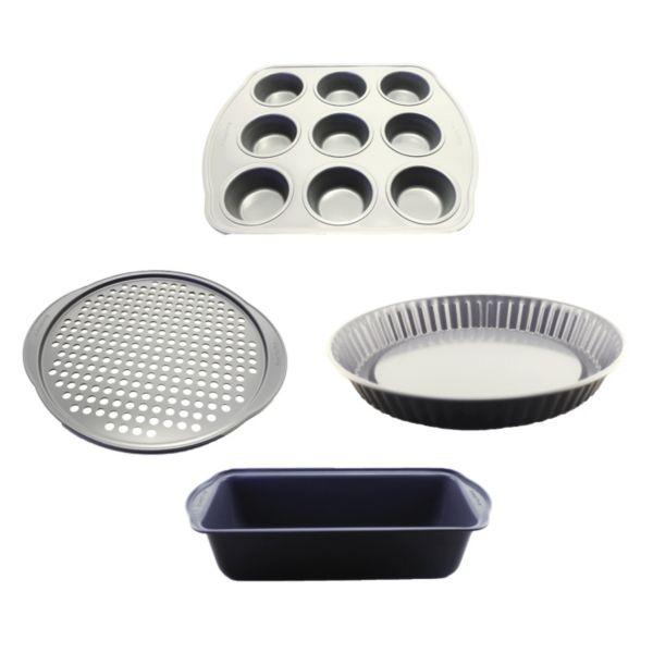 BergHOFF Earthchef 4-pc. Nonstick Baking Pan Set