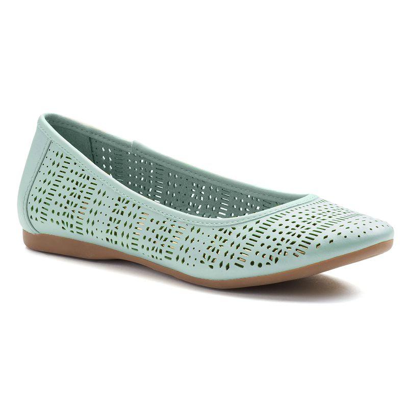 Croft Barrow Memory Foam Shoes Flats