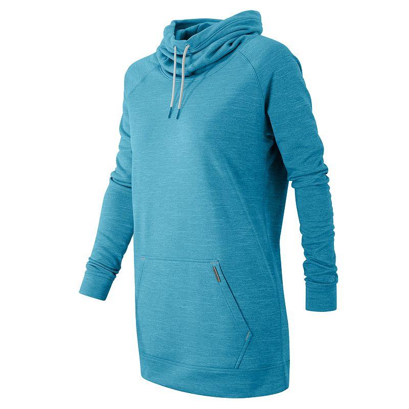 Women's New Balance Sunrise Cowlneck Sweatshirt