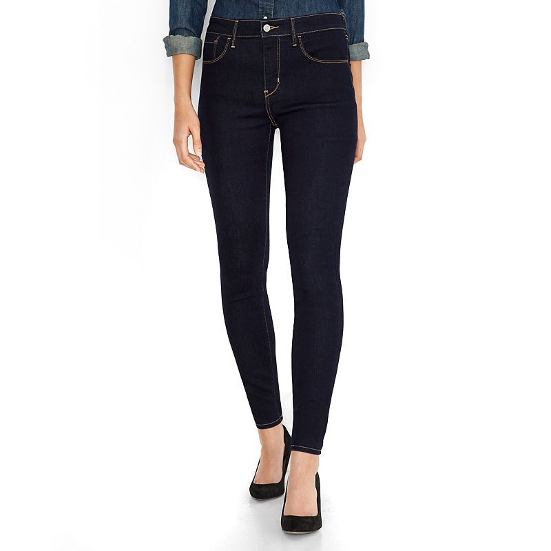 Juniors' Levi's High-Rise Skinny Jeans