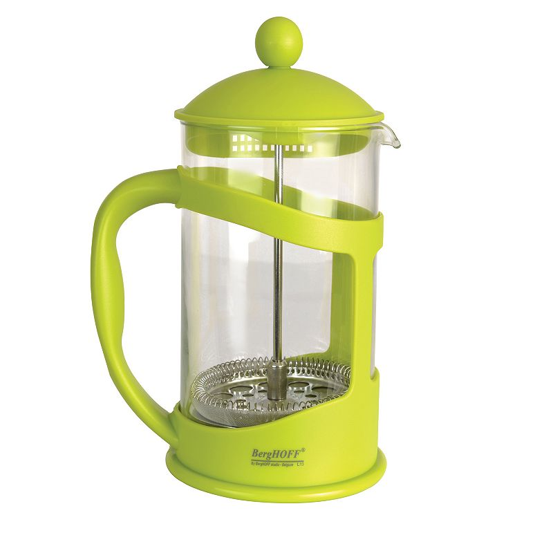 BergHOFF 3.4-Cup Lime Coffee Press