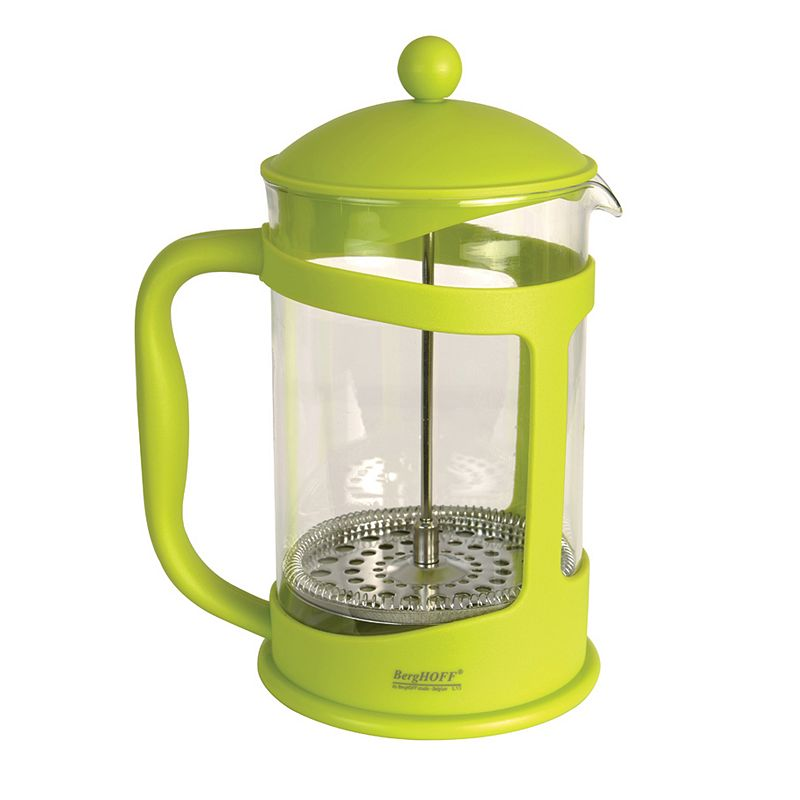 BergHOFF 4.24-Cup Lime Coffee Press
