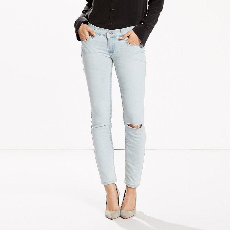 Juniors' Levi's 524 Skinny Jeans
