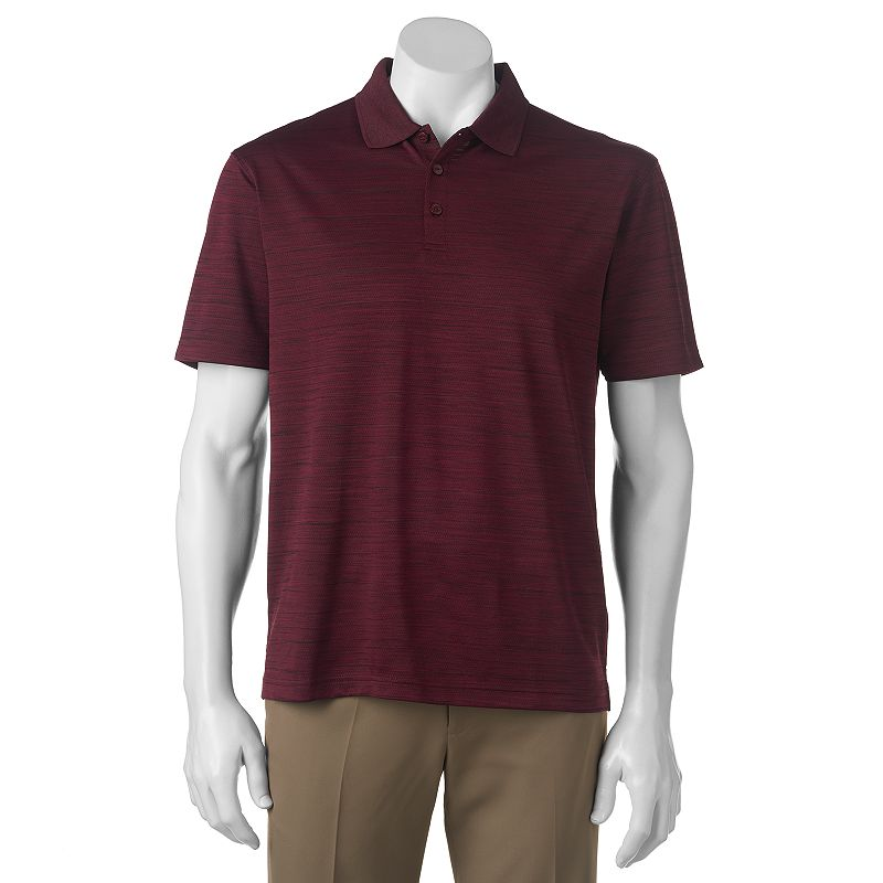 Men's Haggar Cool 18 Performance Polo