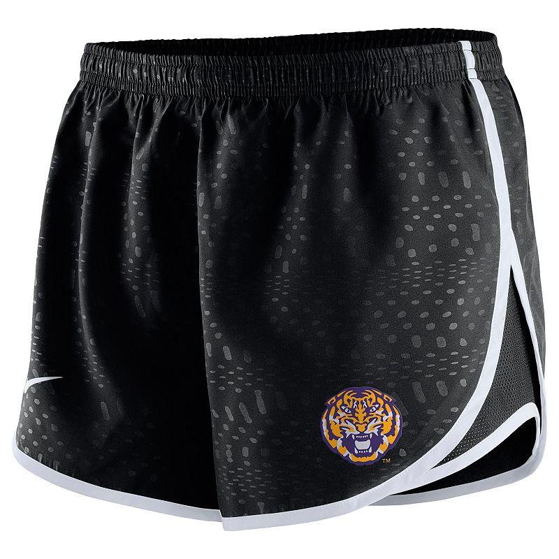 Women's Nike LSU Tigers Modern Tempo Dri-FIT Shorts