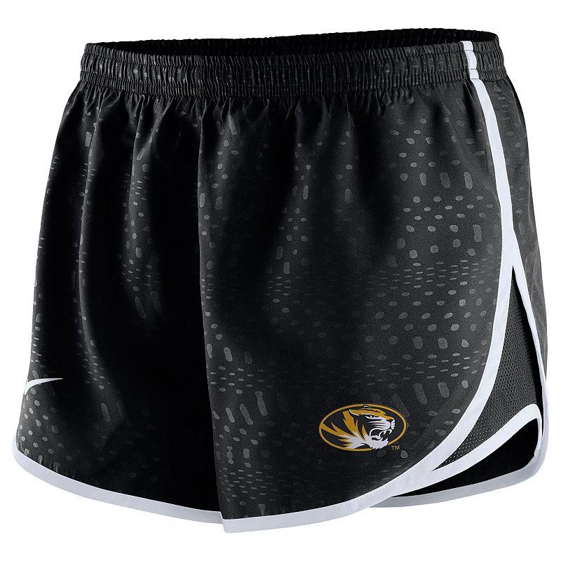 Women's Nike Missouri Tigers Modern Tempo Dri-FIT Shorts