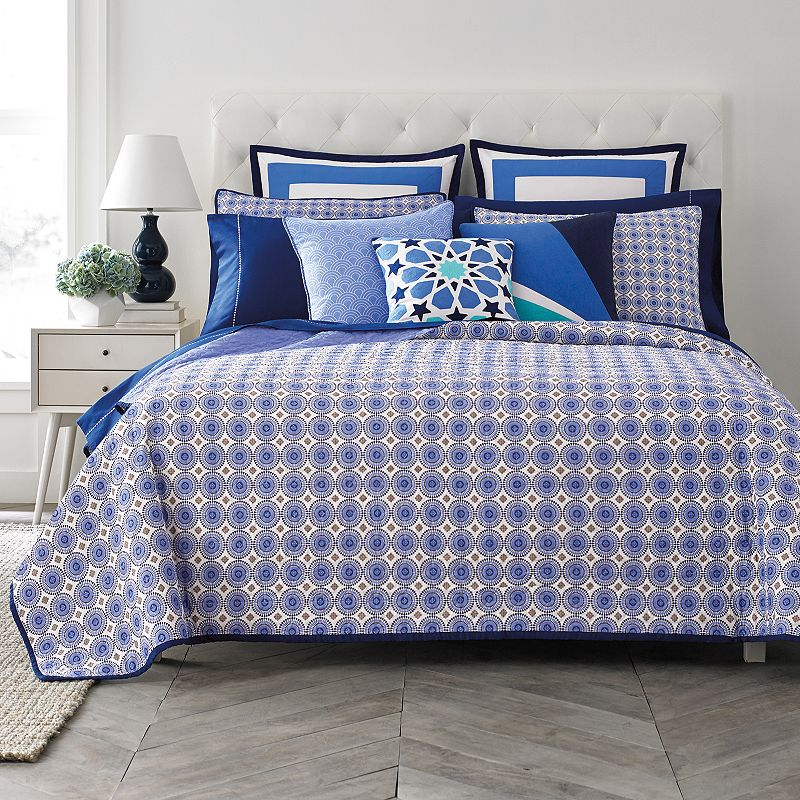 Happy Chic by Jonathan Adler Zoe Reversible Quilt