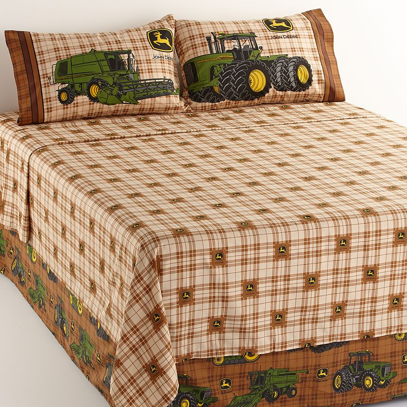 John Deere Traditional Sheets