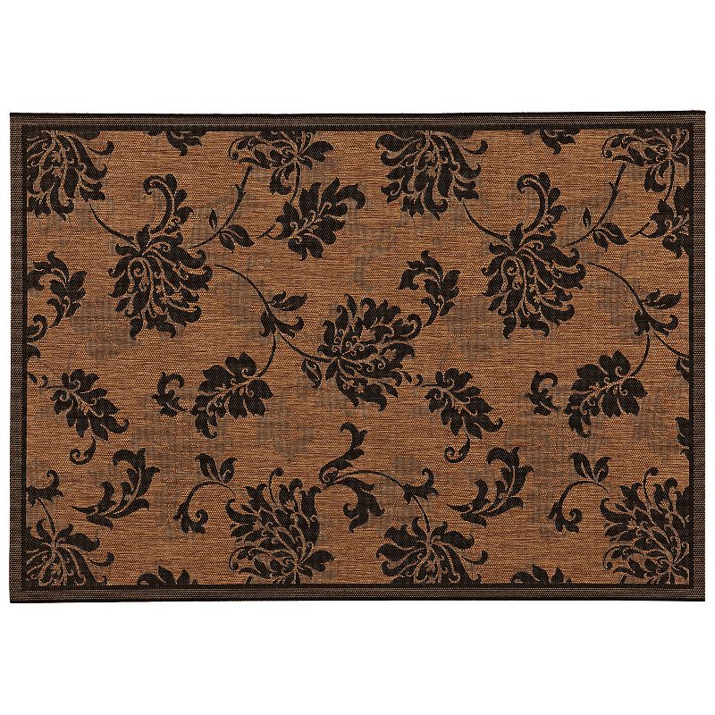 Balta Suzanna Floral Indoor Outdoor Rug