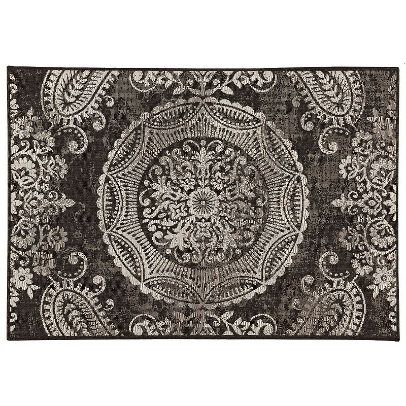 Balta Kathleen Floral Indoor Outdoor Rug