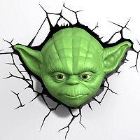 Star Wars Yoda 3D Night Light by 3D Deco Light