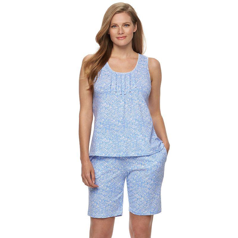 Plus Size Chaps Pajamas: St. Germain Pajama Set