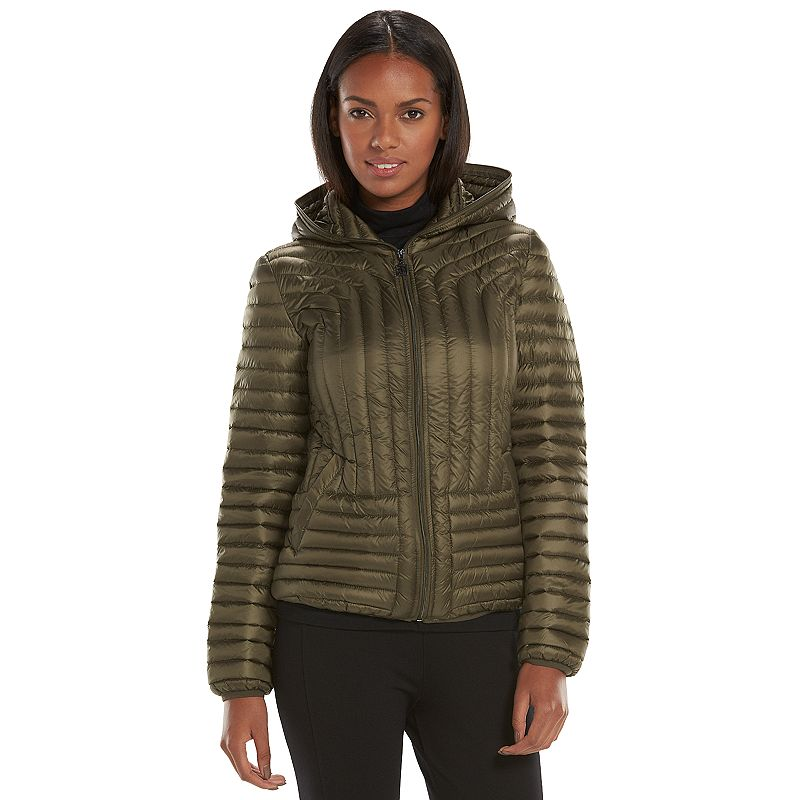 Women's Generation NXT Hooded Packable Down Jacket