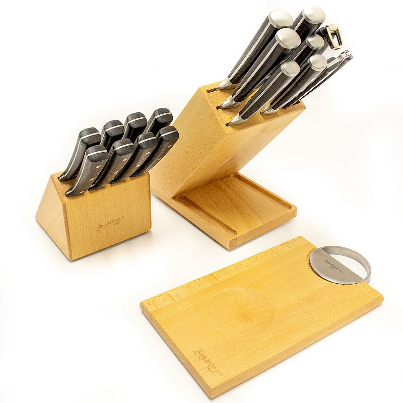 BergHOFF 19-pc. Forged Knife Block Set