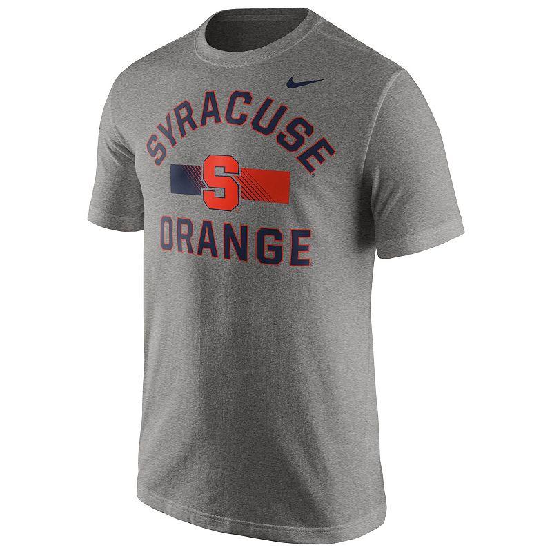 Men's Nike Syracuse Orange Stadium First Stripe Tee