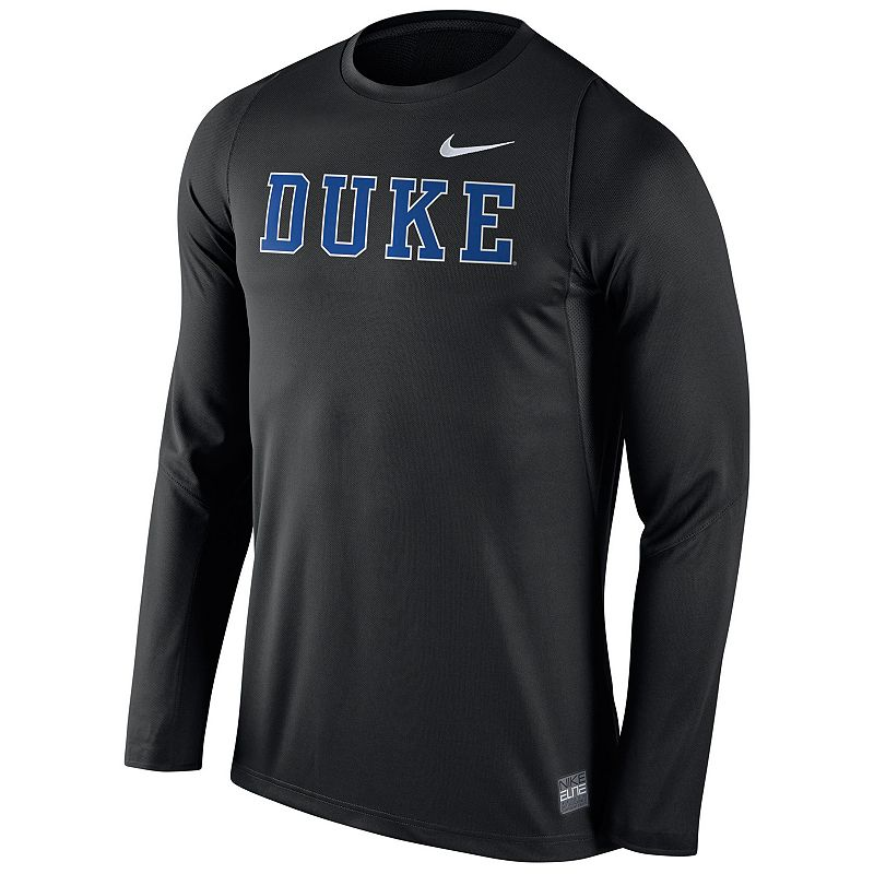 Men's Nike Duke Blue Devils Elite Shootaround Top