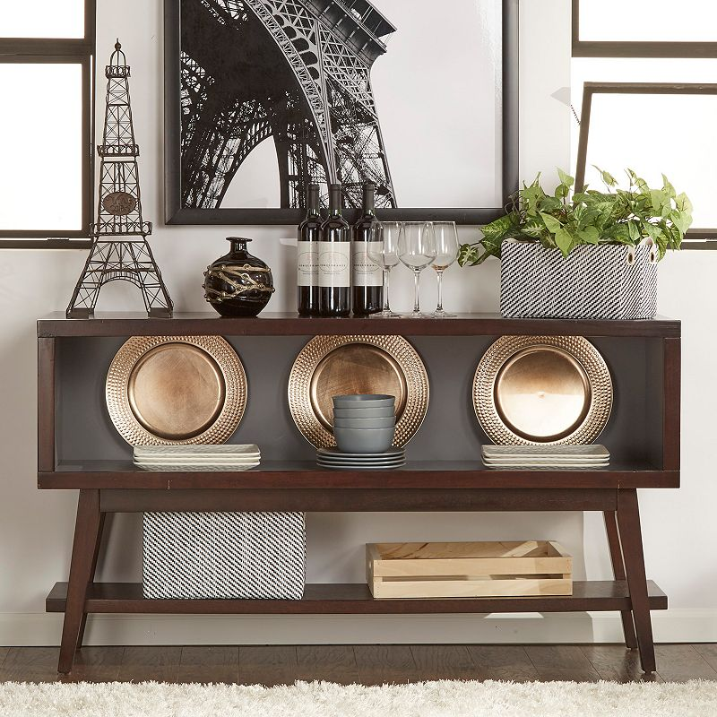 HomeVance Allegra Console Table