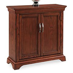 Leick Furniture Traditional Hall Cabinet by