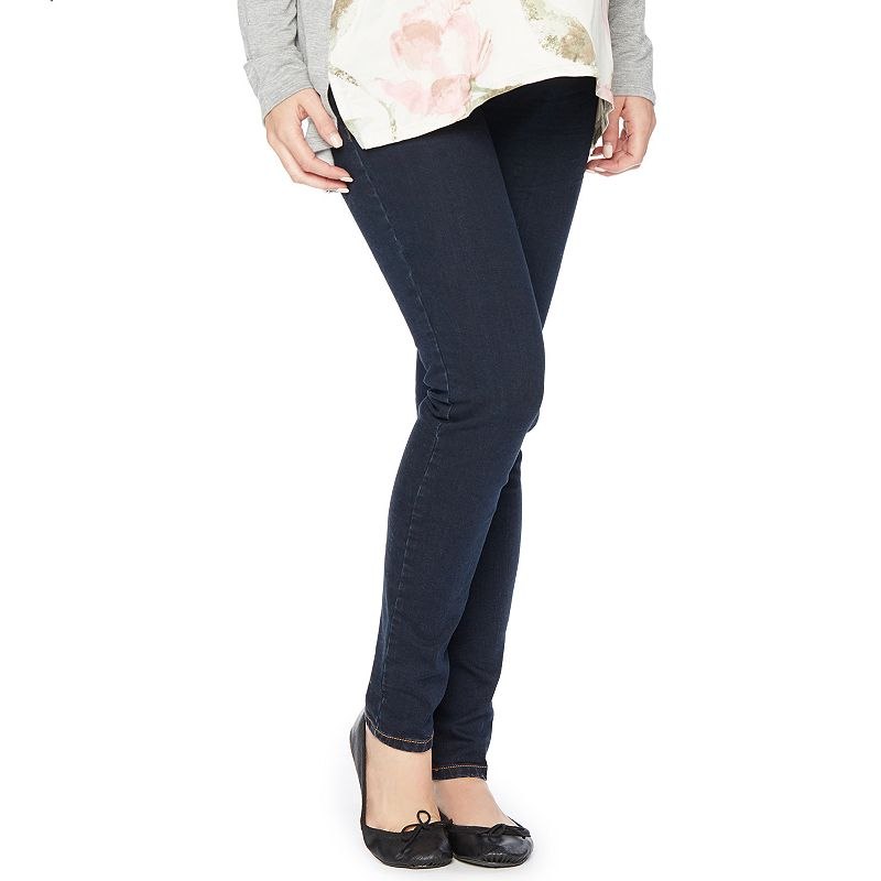 Maternity Oh Baby by Motherhood™ Secret Fit Belly™ Skinny Jeans