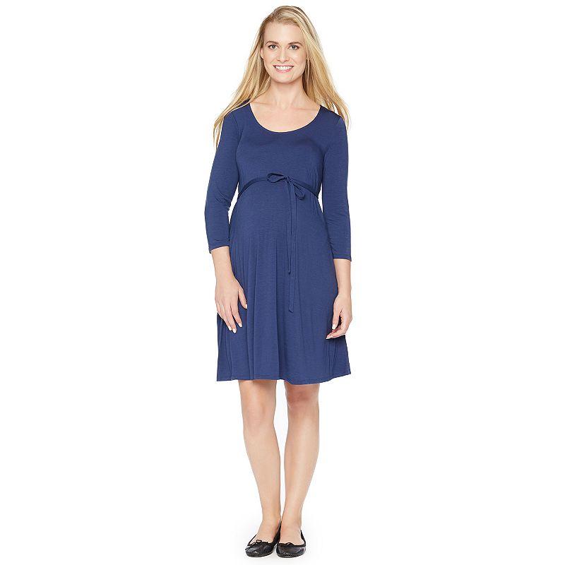 Maternity Oh Baby by Motherhood™ Swing Dress