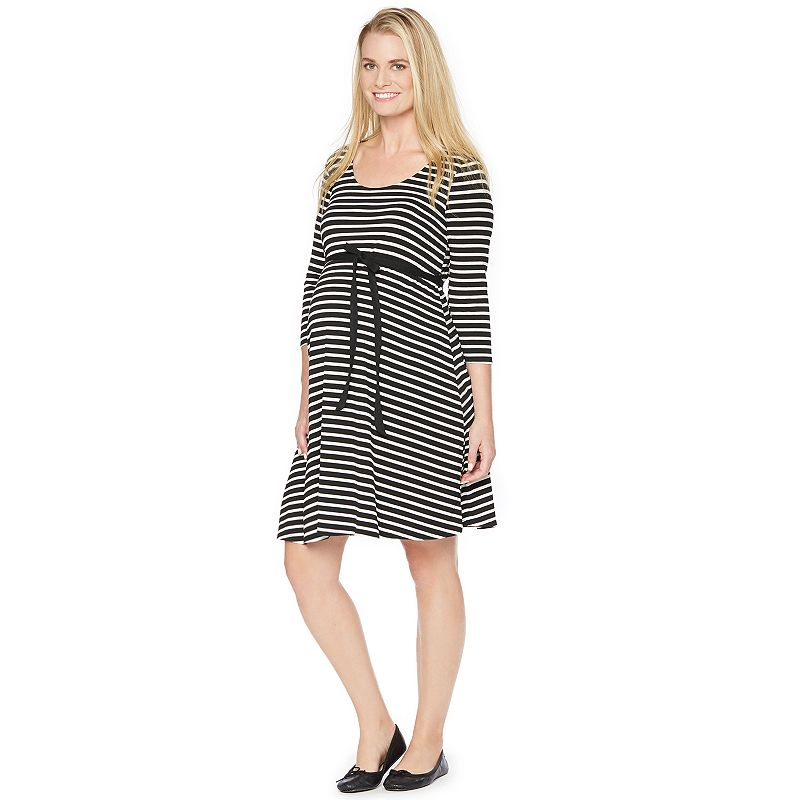 Maternity Oh Baby by Motherhood™ Swing Dress