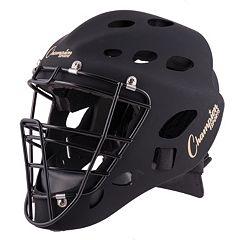 Champion Sports Hockey-Style Baseball Catcher's Helmet Youth