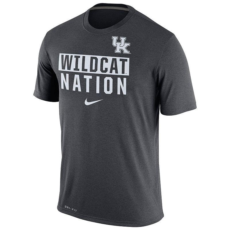 Men's Nike Kentucky Wildcats Stadium Legend Dri-FIT Local Tee