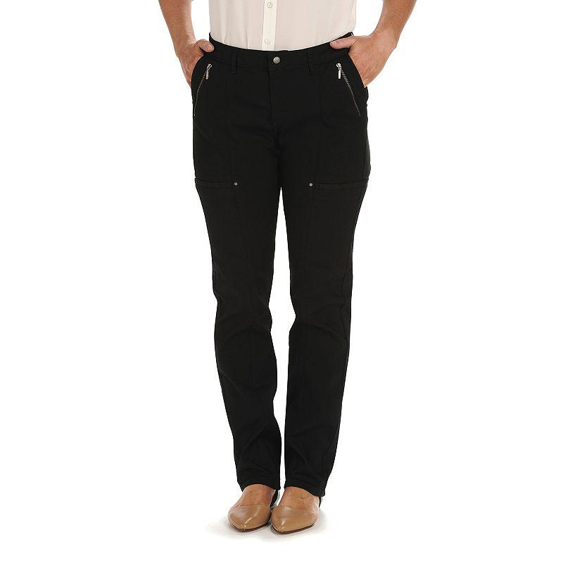 Lee Straight-Leg Cargo Pants - Women's