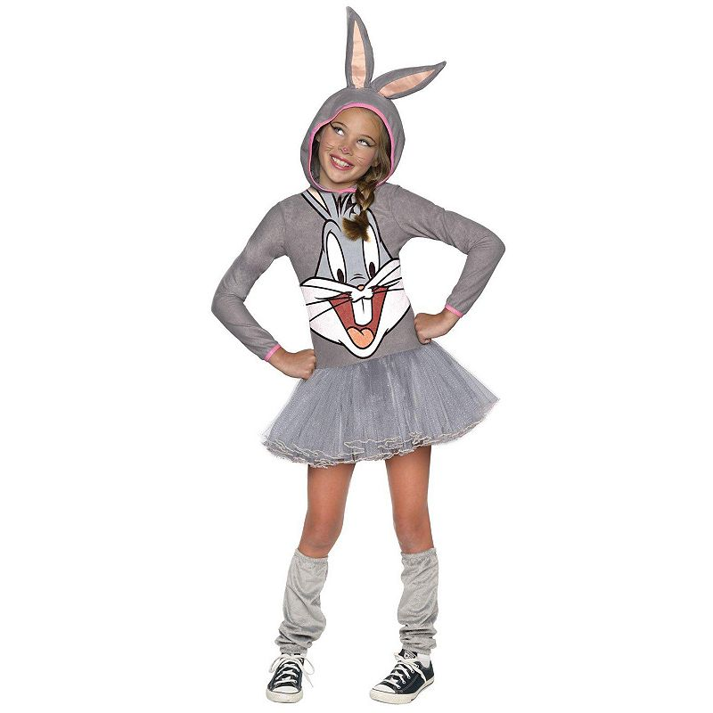 Looney Tunes Bugs Bunny Costume - Kids