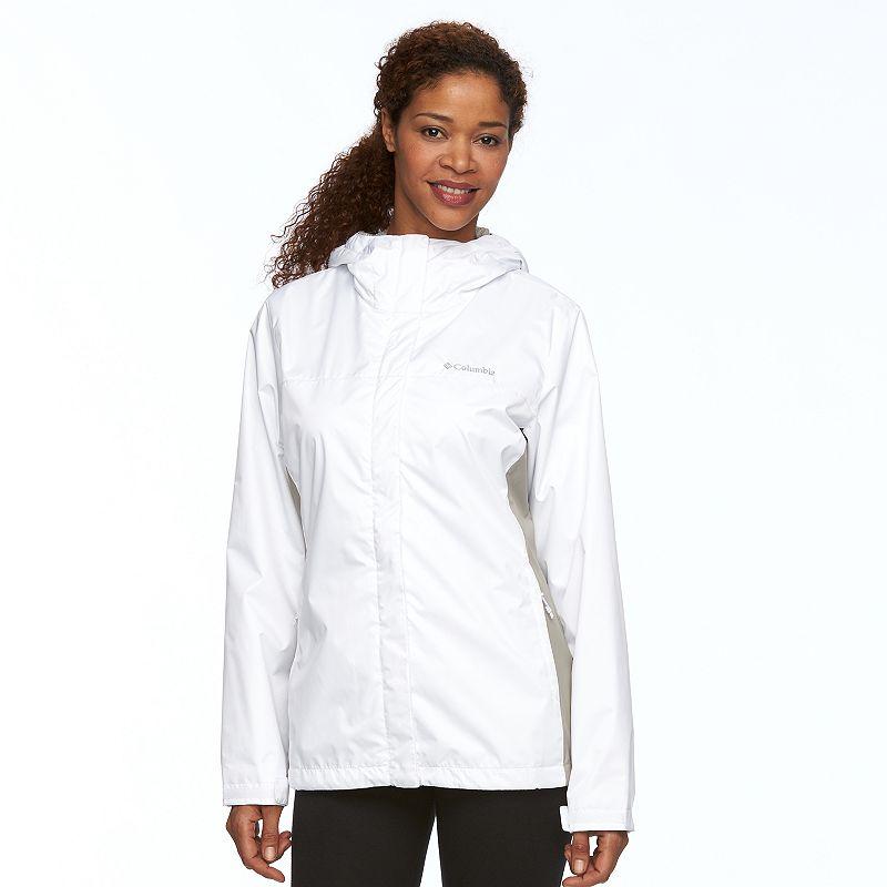 Women's Columbia Grey Skies Waterproof Jacket