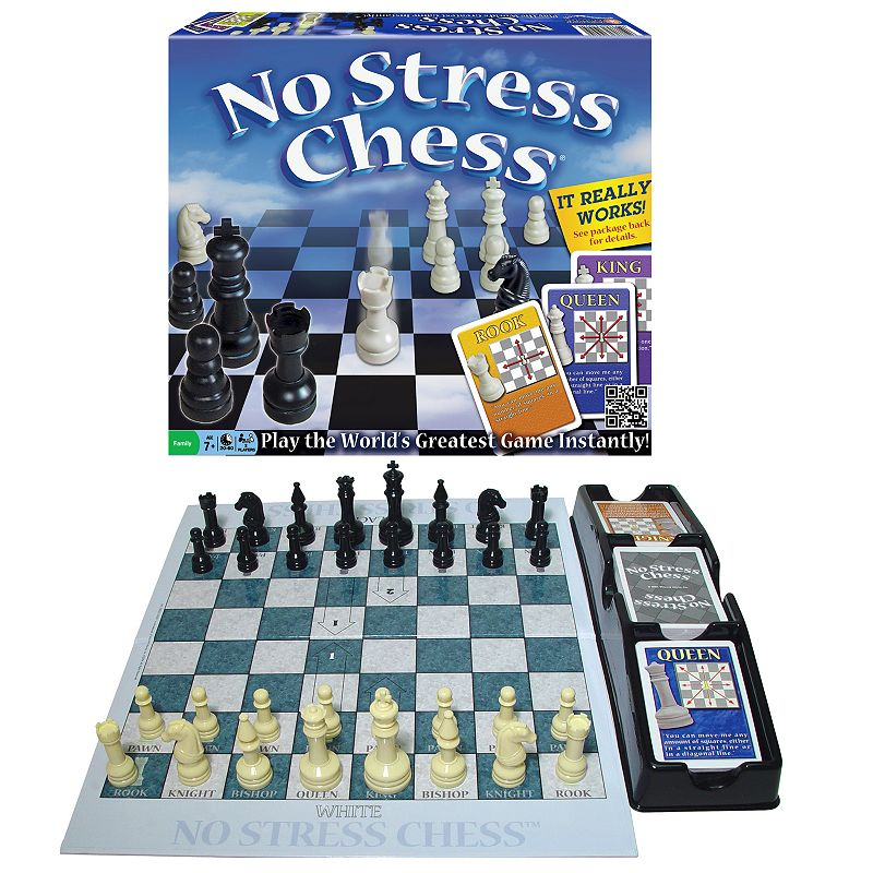 No Stress Chess Game by Winning Moves