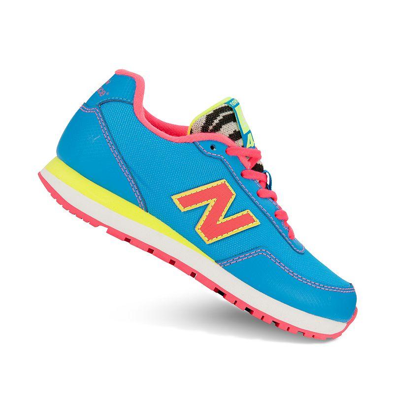 New Balance 411 Lifestyle Girls' Fashion Runner Sneakers