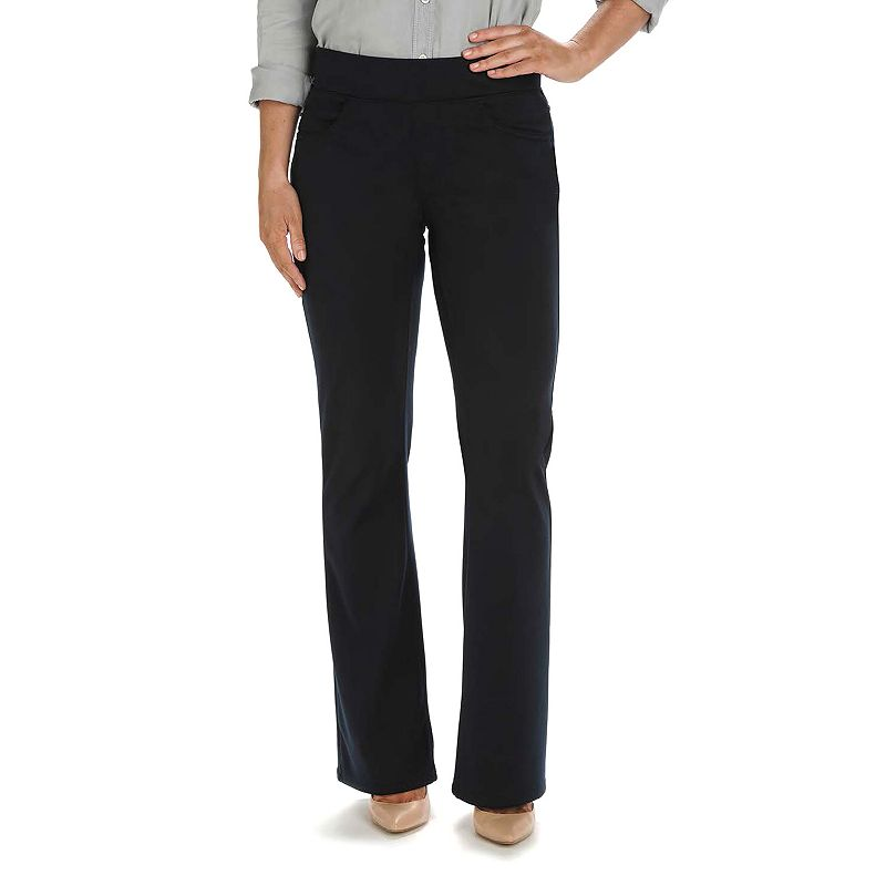 Lee Elsie Pull-On Bootcut Dress Pants - Women's