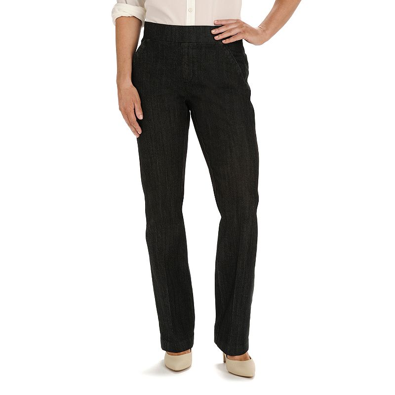 Women's Lee Natural Fit Bootcut Pull-On Pants