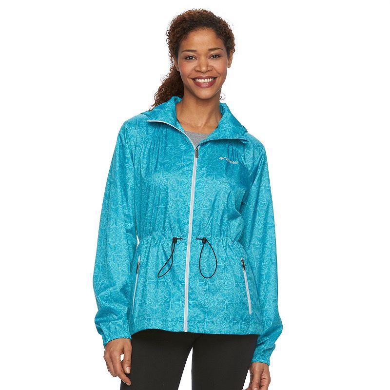 Women's Columbia Stone Creek Hooded Anorak Jacket