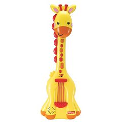 Fisher-Price Giraffe Guitar by