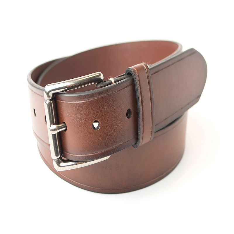 Men's Croft & Barrow® Center-Stitched Casual Belt