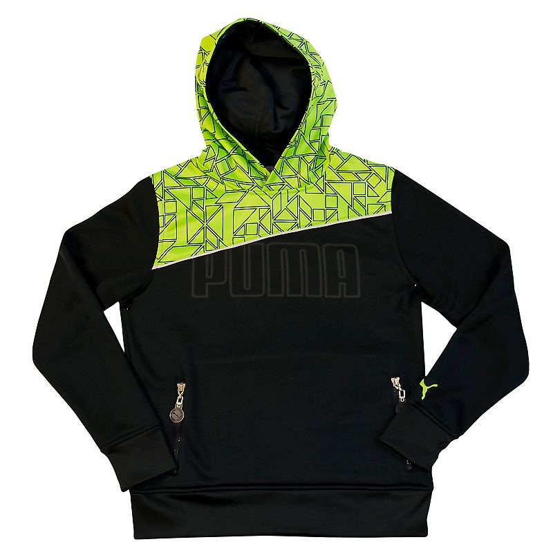 Boys 8-20 PUMA Extreme Prism Pullover Hoodie
