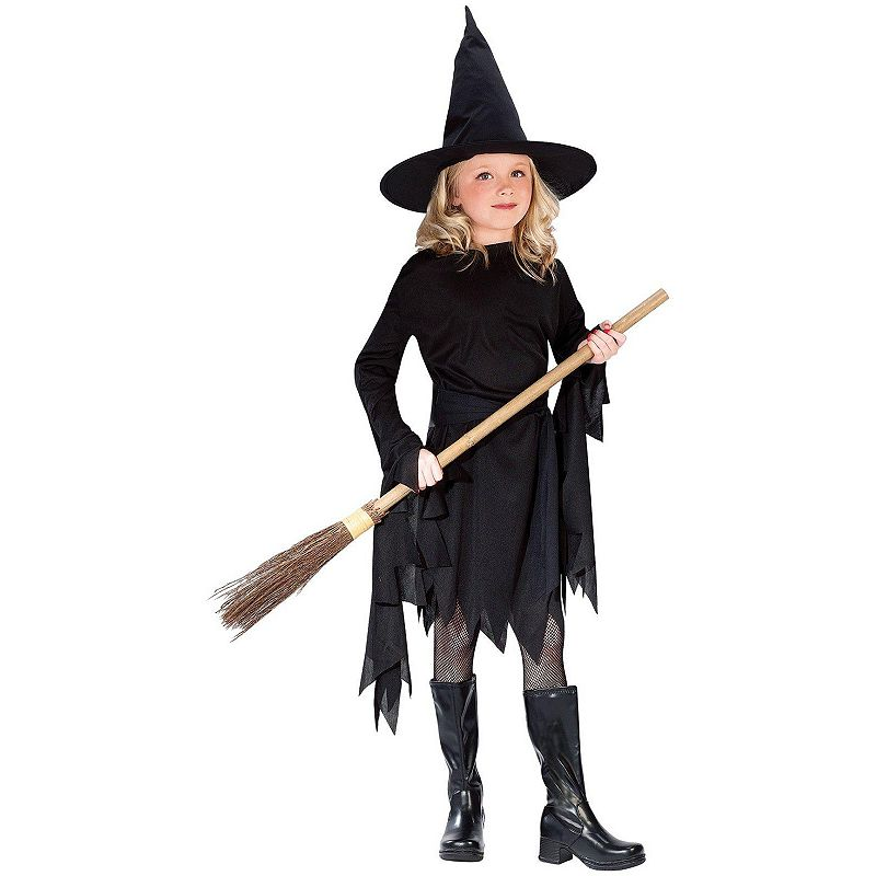 Witchy Witch Costume - Kids