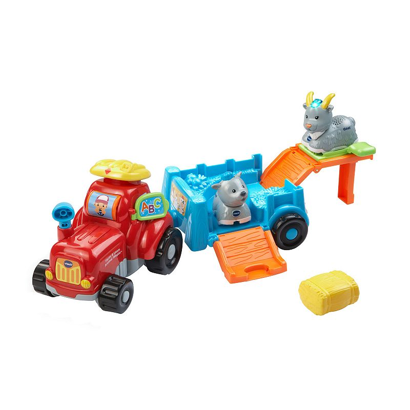 VTech Go! Go! Smart Animals Farm & Learn Animal Wagon