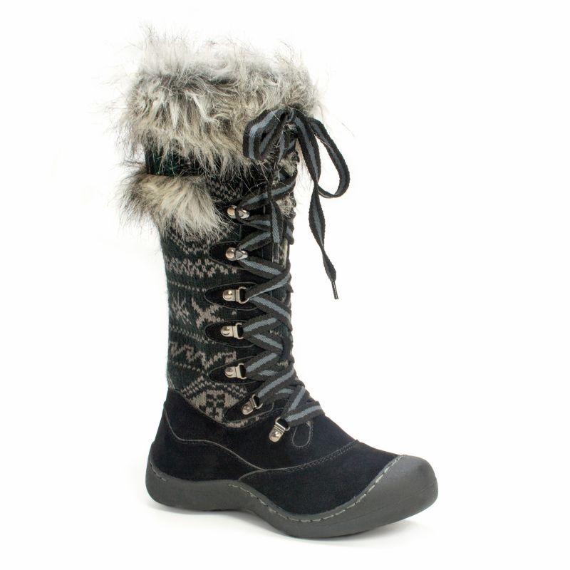 muk luks gwen s snow boots
