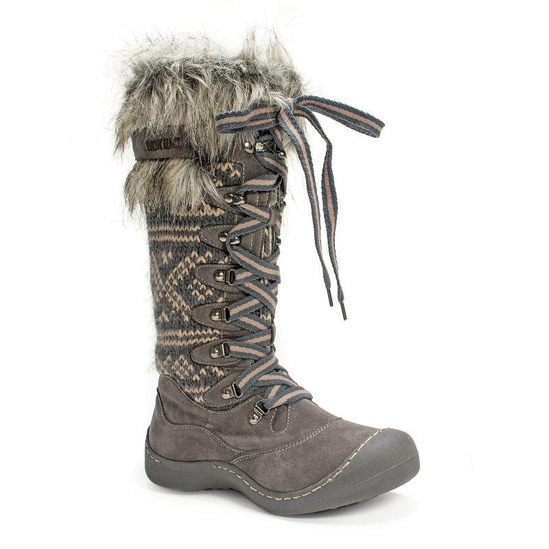 MUK LUKS Gwen Women's Tall Snow Boots