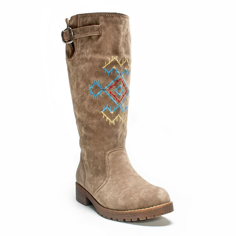 MUK LUKS Barbie Mid-Calf Women's Boots