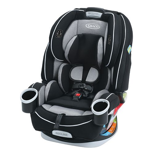 Graco 4ever all in one car seat for Silla 4ever graco
