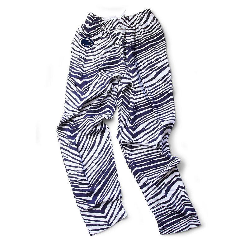 Men's Zubaz Penn State Nittany Lions Athletic Pants