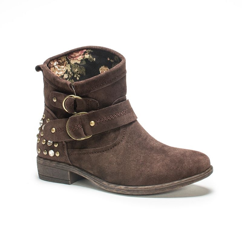 MUK LUKS Candace Women's Ankle Boots